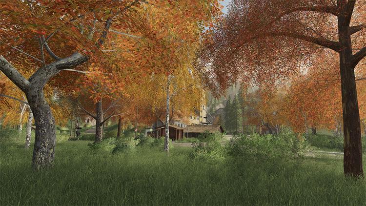 Seasons Farming Simulator 19 Mod
