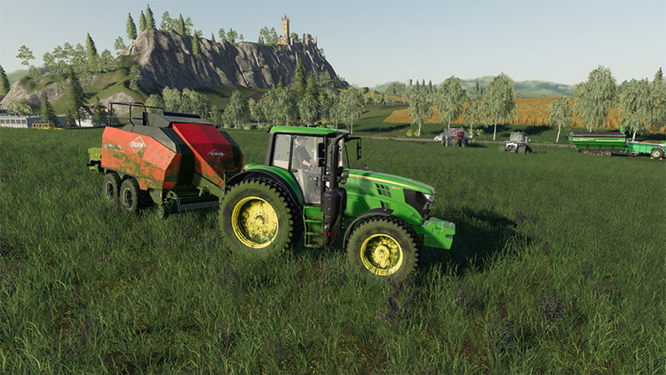 Real Dirt Color Farming Simulator 19 Mod