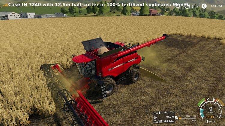 Combine XPerience Mod for Farming Simulator 19