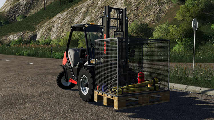 Vehicle Maintenance Mod for FS19