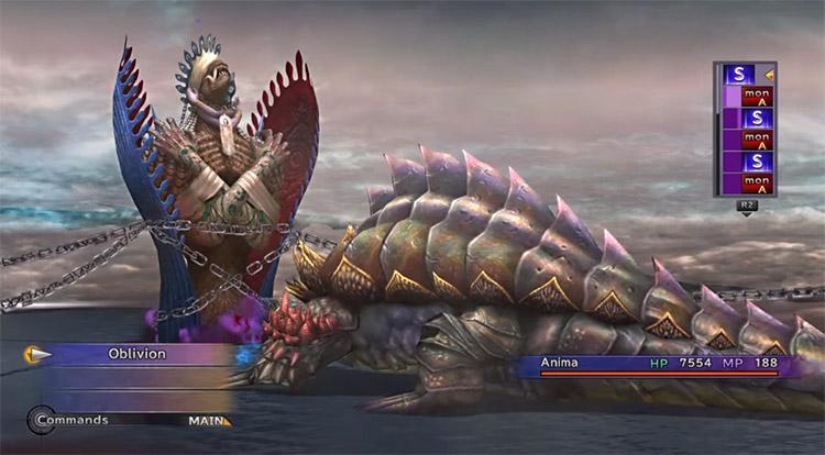 Anima Aeon in Final Fantasy X HD