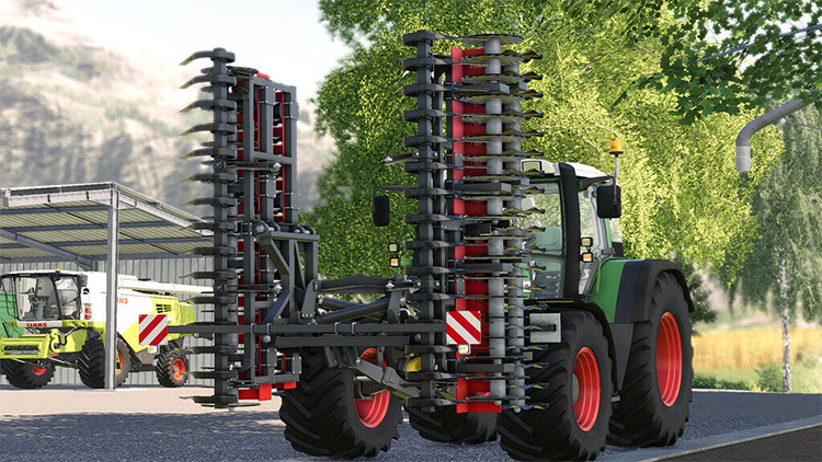 Gorenc Grinder 600 Farming Simulator 19 Mod
