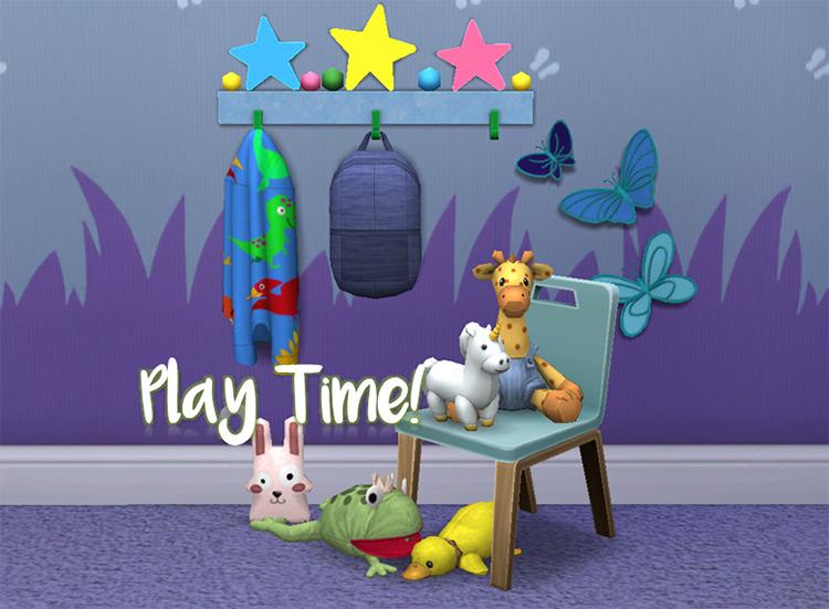 Play Time Set TS4 CC
