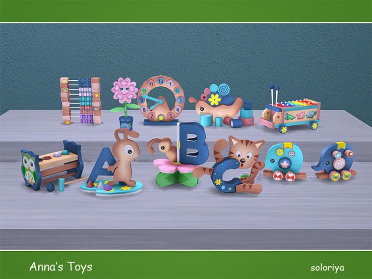 Anna's Toys TS4 CC