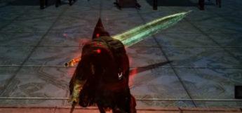 Moonlight Greatsword in Dark Souls Remastered