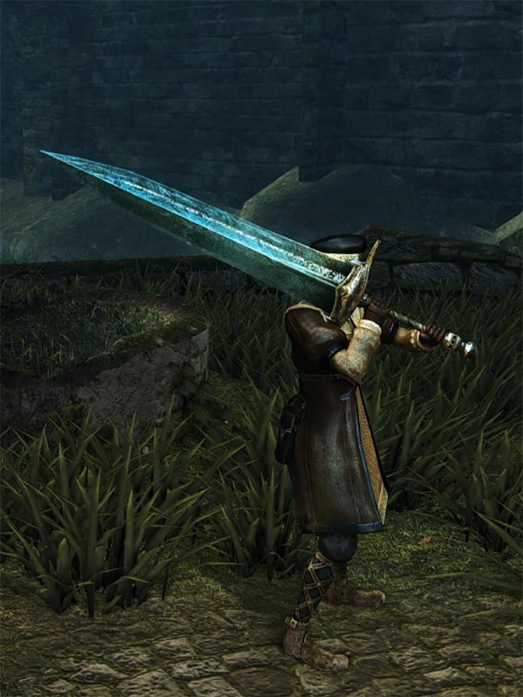 Moonlight Greatsword Dark Souls 1 Remastered