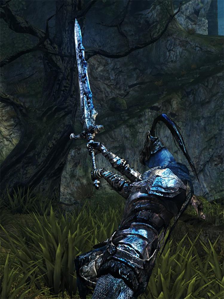 Abyss Greatsword Dark Souls 1 Remastered