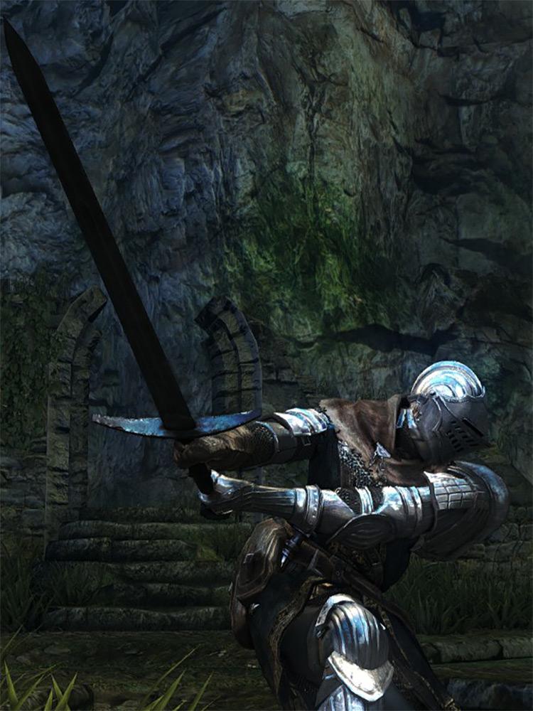 Bastard Sword Dark Souls 1 Remastered