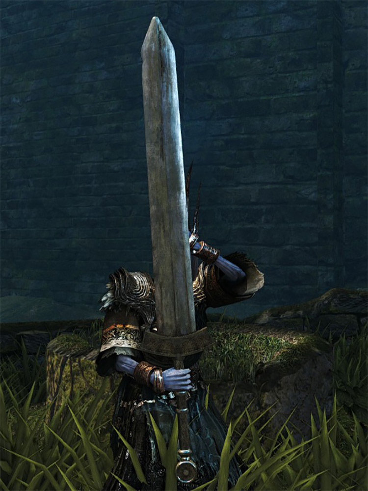 Great Lord Greatsword in DS1 Remastered