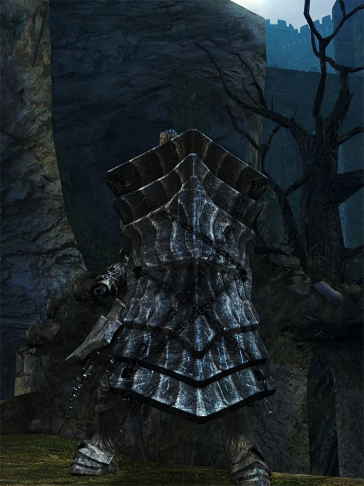 Havel's Greatshield Dark Souls Remastered