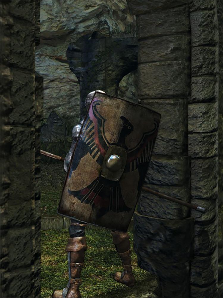 Eagle Shield Dark Souls Remastered screenshot