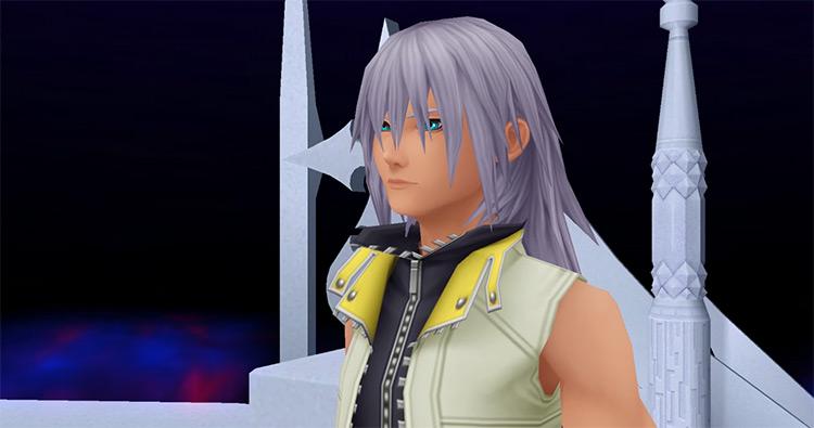 Riku in Kingdom Hearts II