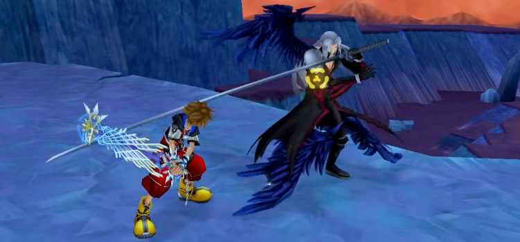 The 15 Hardest Bosses in Kingdom Hearts II (And KH 2.5)