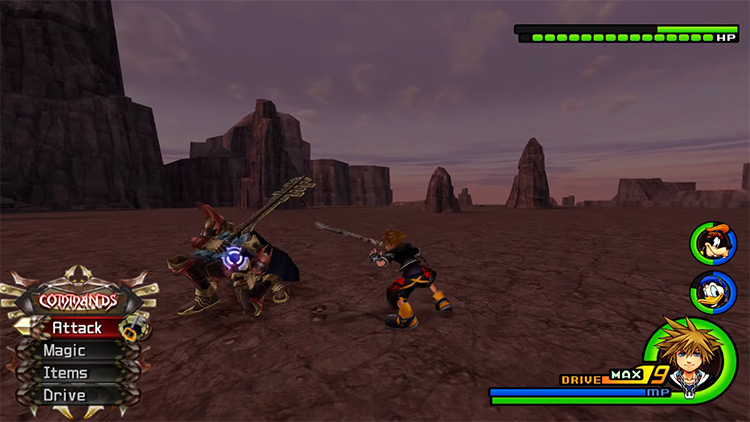 Lingering Will in Kingdom Hearts II