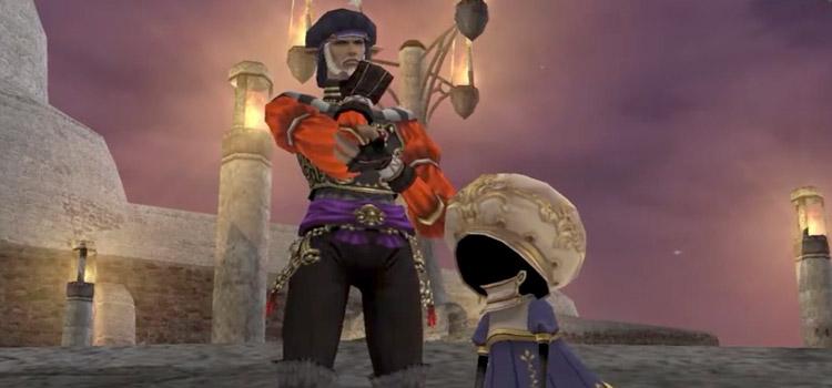 Puppetmaster Screenshot from Final Fantasy XI