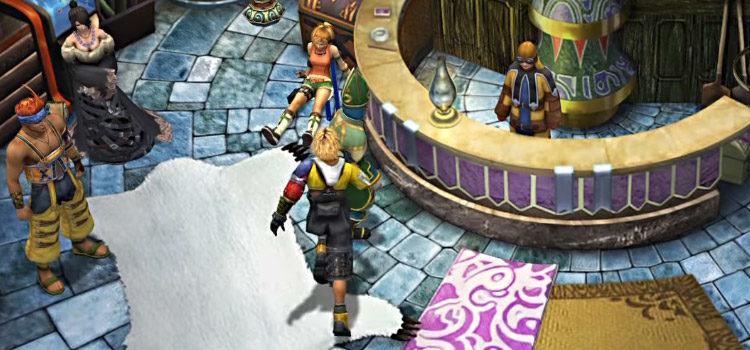 The Best Ways To Farm Gil in Final Fantasy X