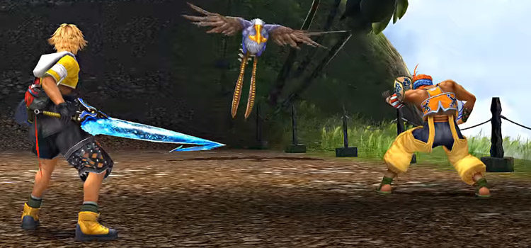 FFX: The Best Early Game Weapons For All Characters