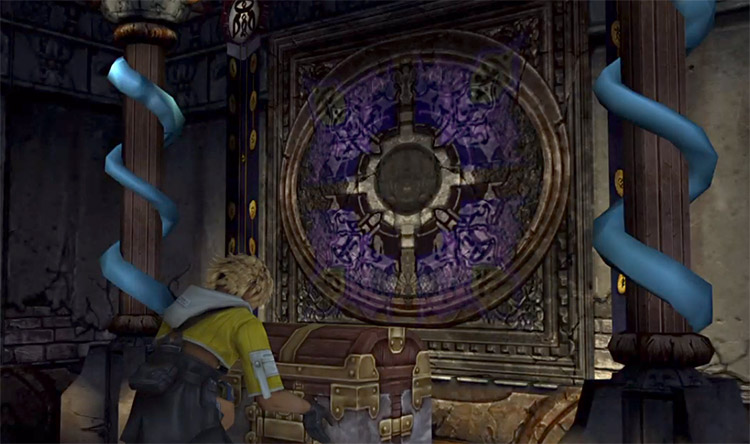 Rod Of Wisdom from Besaid Cloister in FFX HD