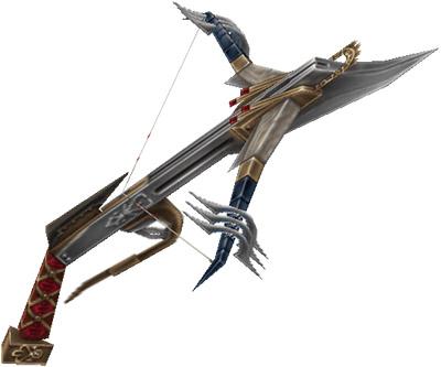 Penetrator Crossbow FF12 Render