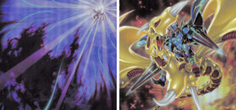 Gaia the Magic Knight and Shaddoll Schism YGO