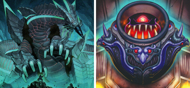 Subterror Behemoth and Pot of Forbidden YGO