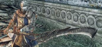 DS2 Great Machete Screenshot