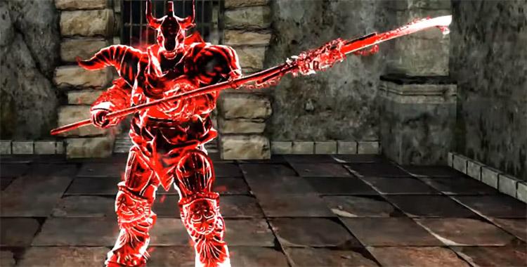 Great Machete in Dark Souls 2