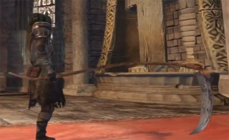 Great Scythe in Dark Souls 2