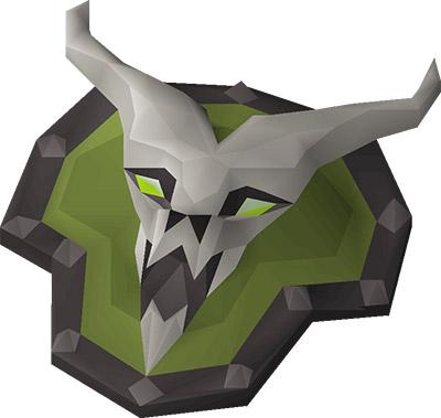 Dragonfire Ward OSRS Shield