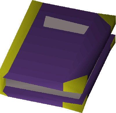 God Books Shield from OSRS