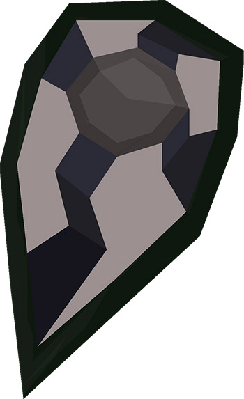 3rd age kiteshield from OSRS