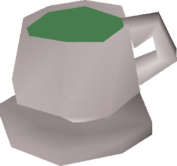 Guthix Rest Tea from OSRS