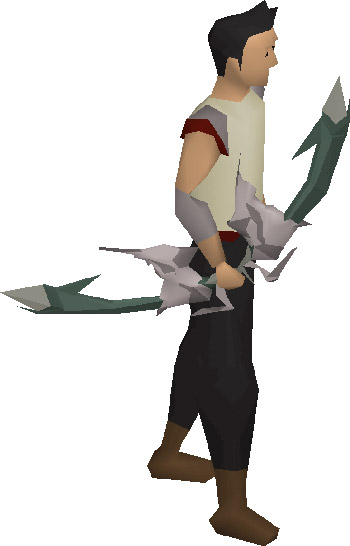 3rd Age Bow OSRS Render