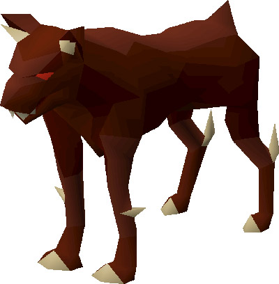 Hellhound Preview from OSRS