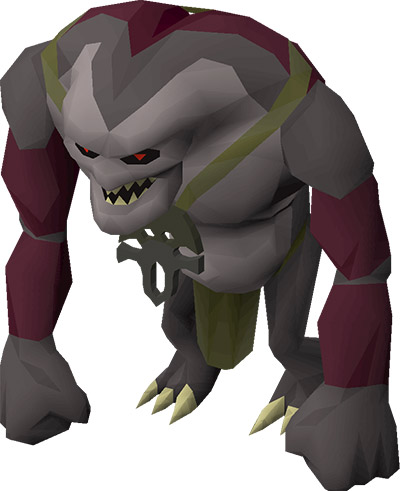 Superior Cave Abomination in OSRS