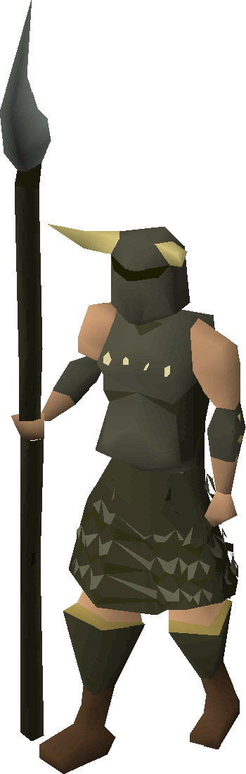 Guthan's Set armour OSRS