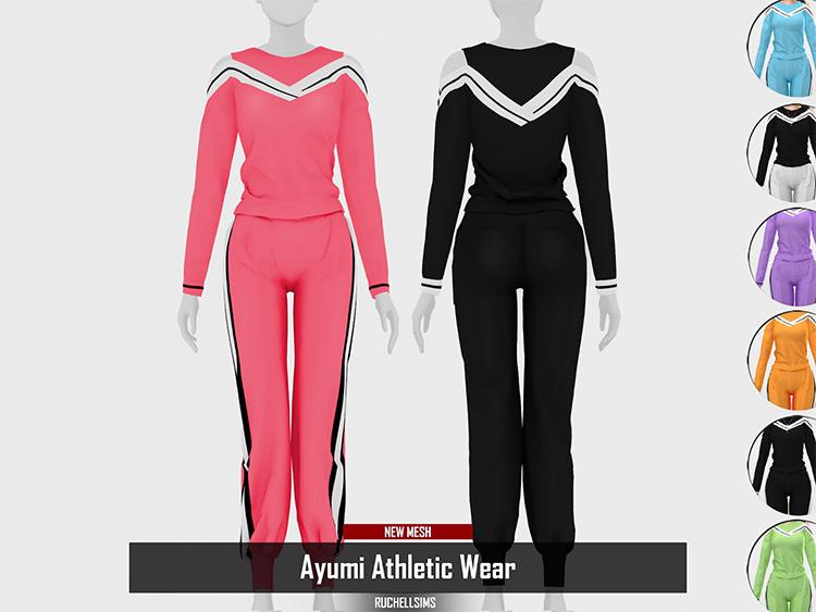 Ayumi Athletic Wear TS4 CC