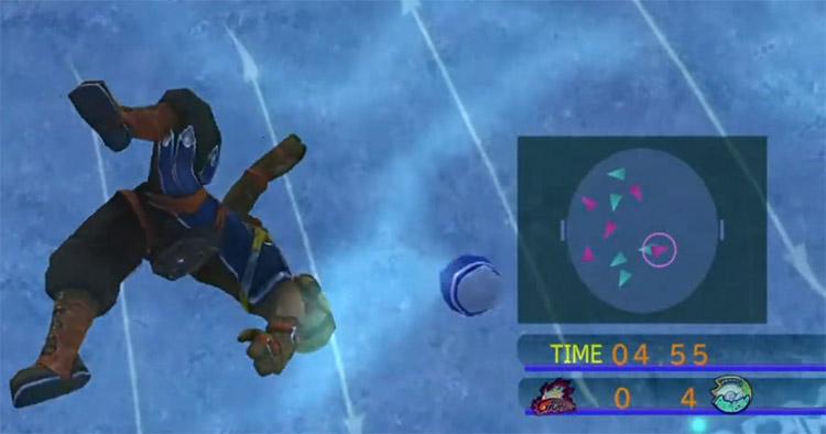Sphere Shot Screenshot from FFX HD Blitzball