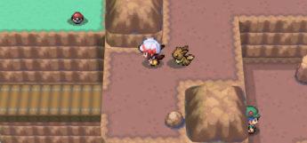 HD Screenshot from Pokémon HGSS