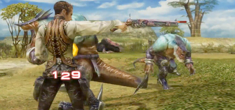 Best Guns in Final Fantasy XII: The Zodiac Age (All Ranked)