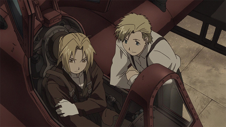 Fullmetal Alchemist (2006) screenshot