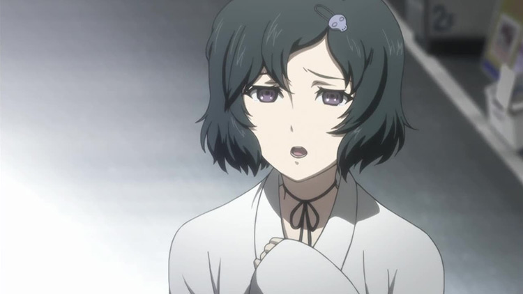 Ruka Urushibara from Steins; Gate 0 anime