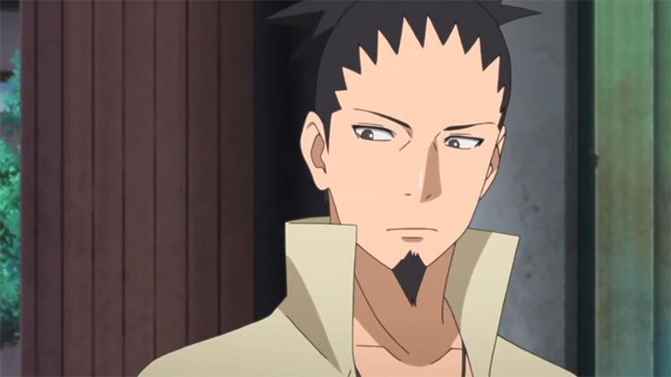 Shikamaru Nara from Boruto anime
