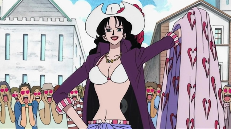 Alvida from One Piece anime