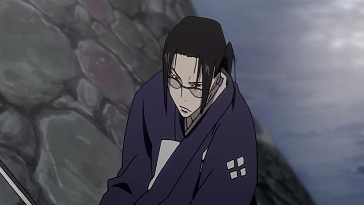 Jin from Samurai Champloo anime