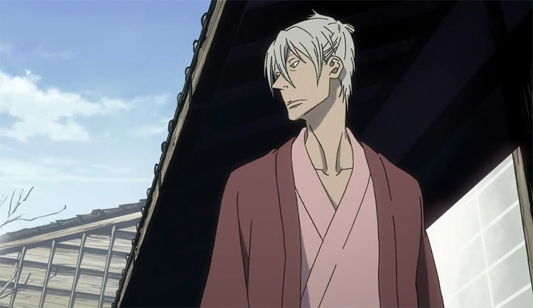 Yaichi in House of Five Leaves
