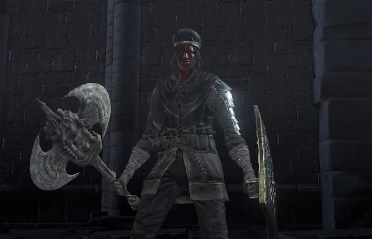Eleonora from Dark Souls 3