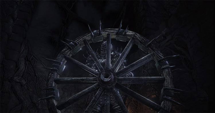 Bonewheel Shield Dark Souls 3