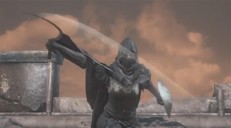Harpe Dark Souls 3 screenshot