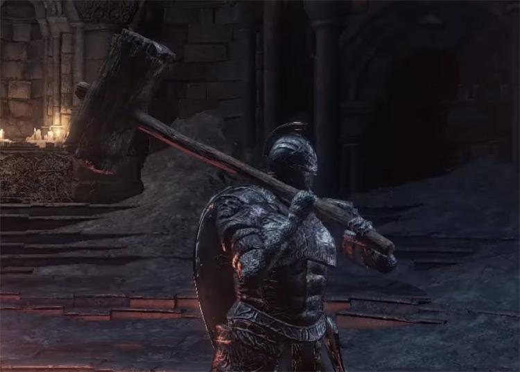 Great Wooden Hammer Dark Souls 3
